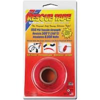 """Rescue Tape USC02 1"""" X 12' Red Rescue Tape"""