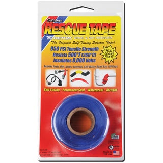 "Rescue Tape USC06 1"" X 12' Blue Rescue Tape"