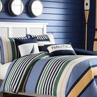 Nautica Dover 3-piece Full/ Queen Size Comforter Set (As Is Item)