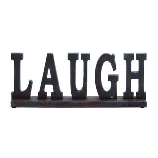 'Laugh' 20-inch Wood Table Top