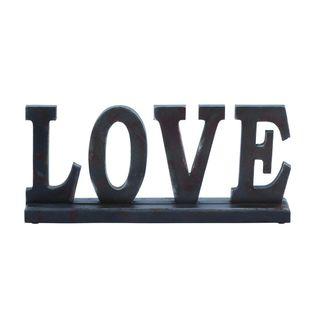 Laurel Creek Vera 'Love' Wood Table Top