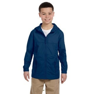 Essential Boy's New Navy Rainwear