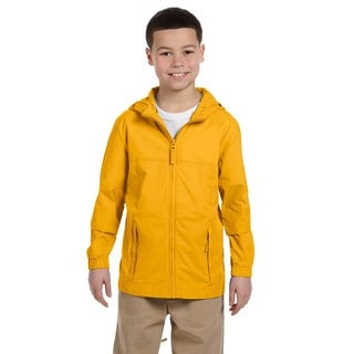 Essential Boy's Sunray Yellow Rainwear