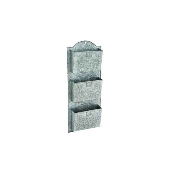 Metal 15-inchW, 35-inchH Wall Pocket -  UMA Enterprises, 22648339