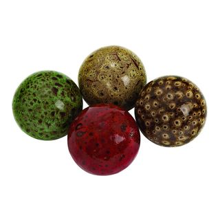 Ceramic Ball (4-inch dia.) Pack of 4