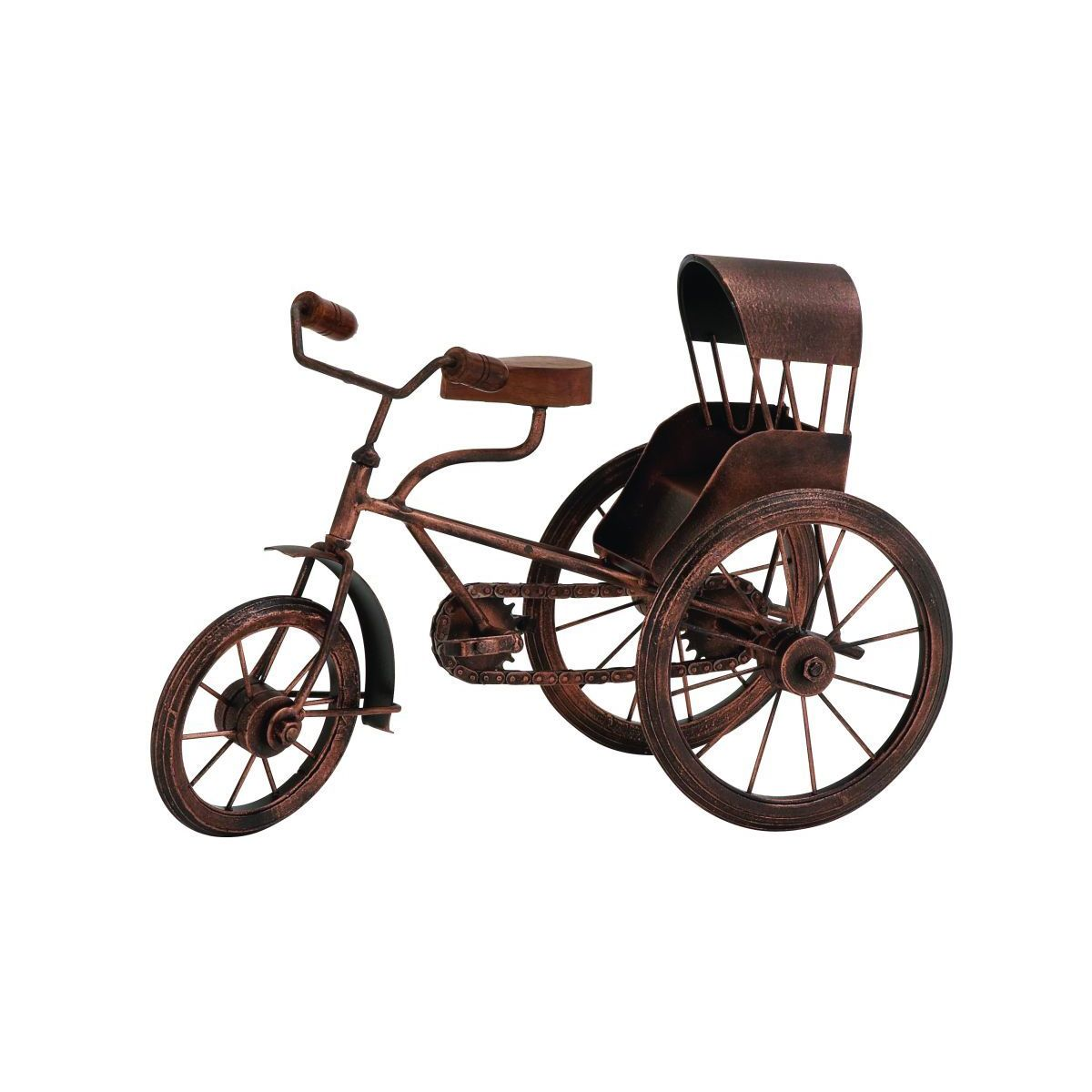 Studio 350 Metal WD Tricycle 14-inchW, 10-inchH (Metal WD...
