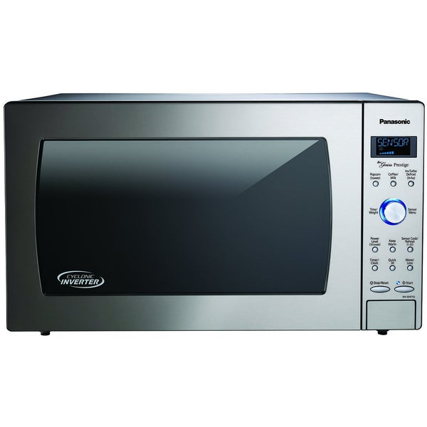 Shop Panasonic Nnsd975s Stainless Microwave Oven With