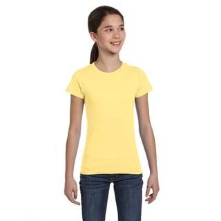 Girls' Butter Fine Jersey T-shirt