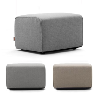 Orahh Apartment-size Upholstered Ottoman