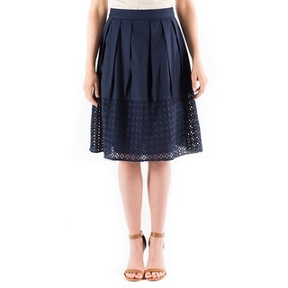 DownEast Basics Women's Garden Delight Skirt