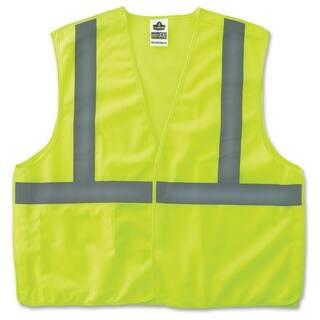 GloWear Lime Econo Breakaway Vest - (1 Each)|https://ak1.ostkcdn.com/images/products/12178899/P19029449.jpg?impolicy=medium
