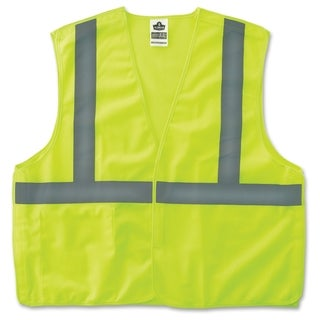 GloWear Lime Econo Breakaway Vest - (1 Each)