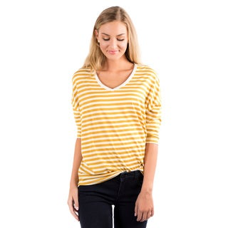 DownEast Basics Chic Stripe Top