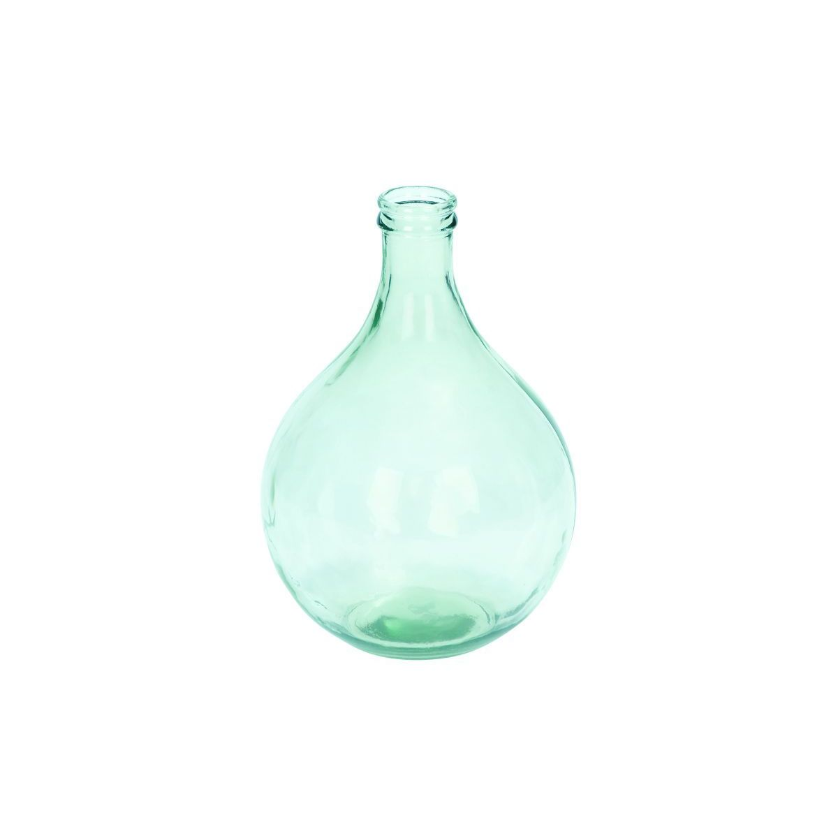 Clear Glass 17-inches High x 11-inches Wide Vase