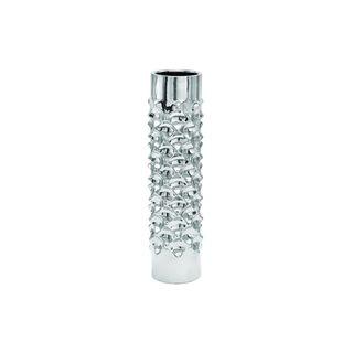 Modern Reflections Ceramic 23-inch High x 6-inch Wide Vase