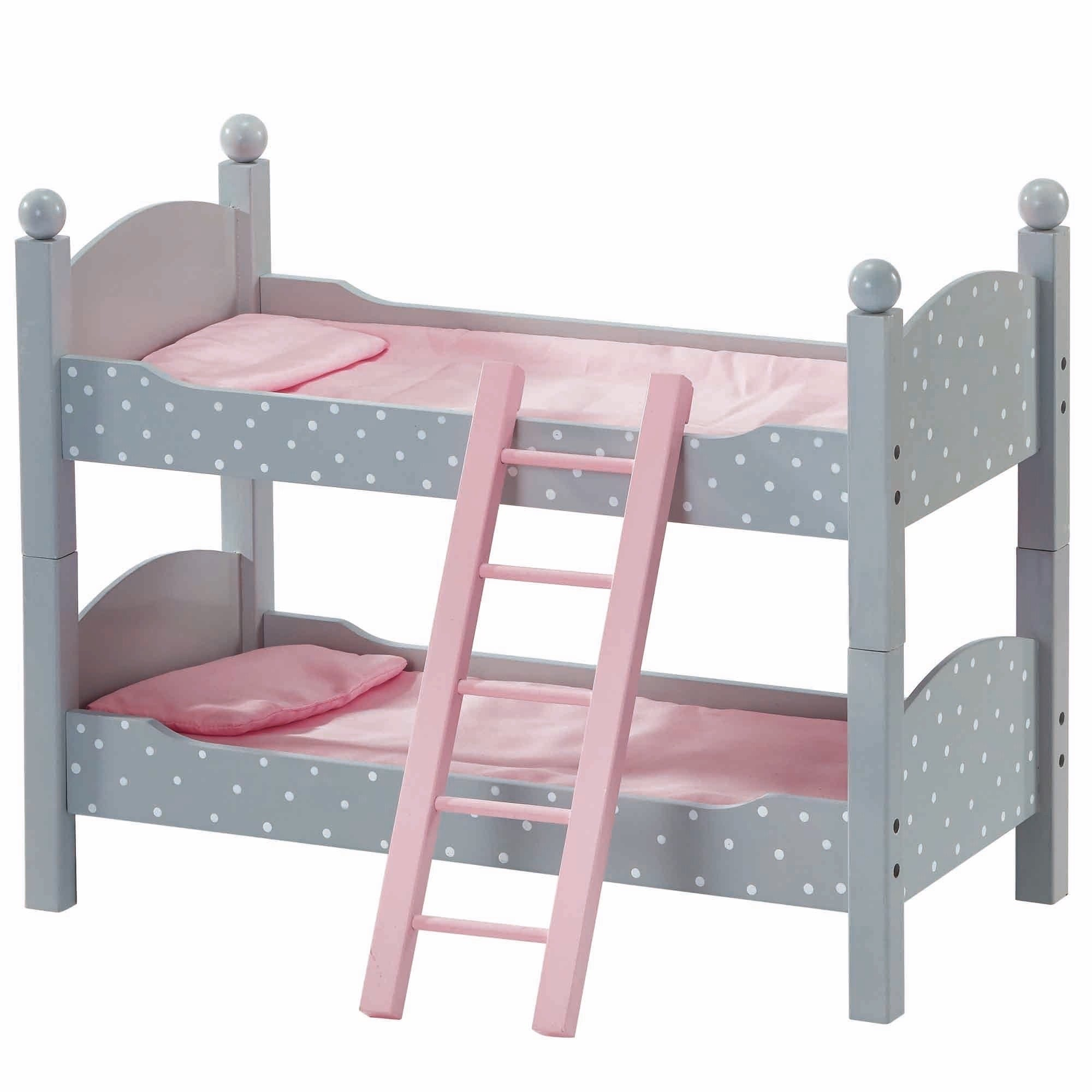 Teamson Olivia's Little World Double Bunk Bed 18-inch Dol...