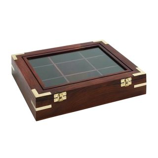 Wood Glass Box - Thumbnail 0