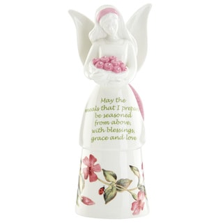Lenox 'Bless My Meals' Kitchen Angel Bell
