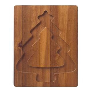 Cracker and Cheese Tree Board