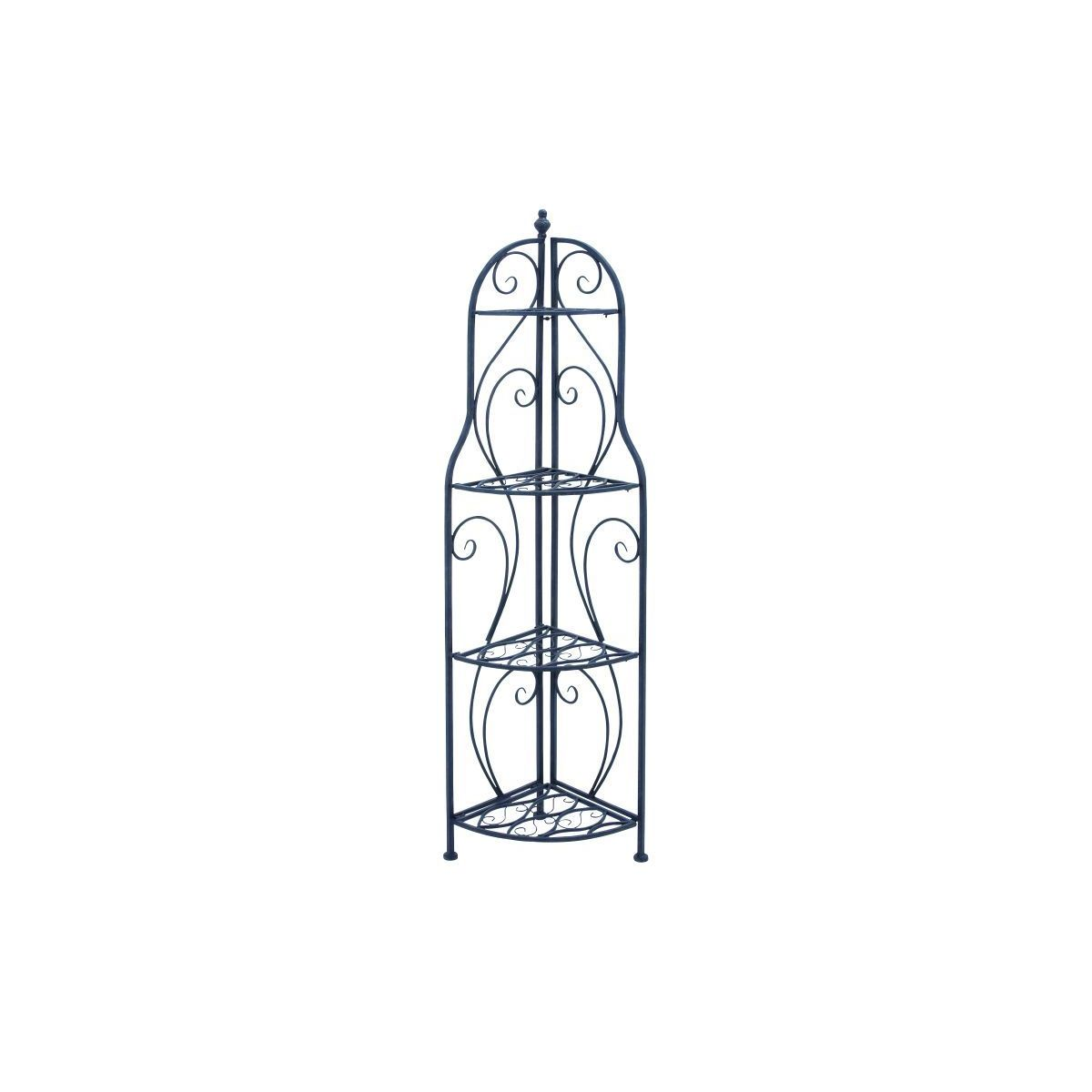 Studio 350 Updated Traditional Black Iron 60-inches High ...