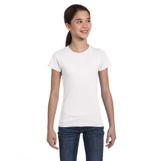 Fine Girl's White Jersey T-Shirt|https://ak1.ostkcdn.com/images/products/12179431/P19030024.jpg?impolicy=medium