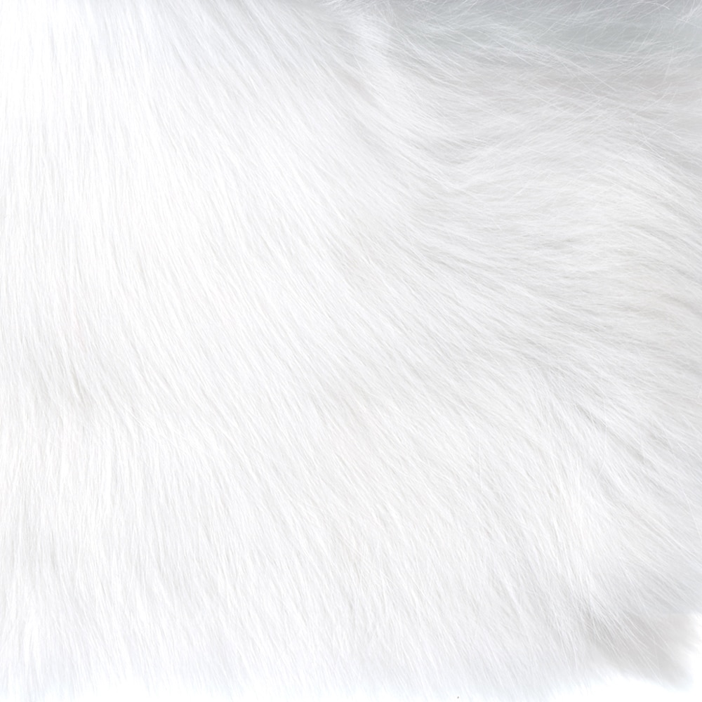 Super Silver Orchid Kelly Faux Fur White Rectangle Bench Uwap Interior Chair Design Uwaporg