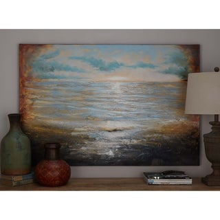 Abstract Seascape Canvas Art
