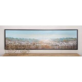 71-inch x 20-inch Framed Canvas Art