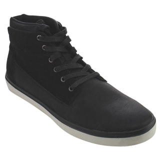 Arider AC75 Men's Six-Eye Lace Up Collar High-Top Casual Sneakers