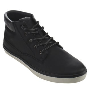 Arider AC76 Men's Lace Up Collar High-Top Casual Sneakers