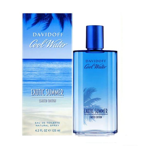 36729f43f Davidoff Cool Water Exotic Summer Men  x27 s 4.2-ounce Eau de Toilette