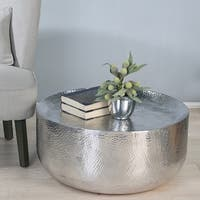 Moroccan Hammered Coffee Table