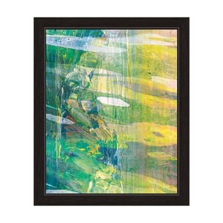 'Afternoon Waves' Framed Graphic Print Wall Art