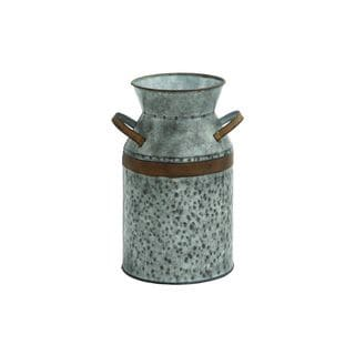 Decorative Metal Milk Can