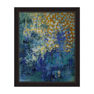 'Inorganic Extension' Framed Graphic Print Wall Art