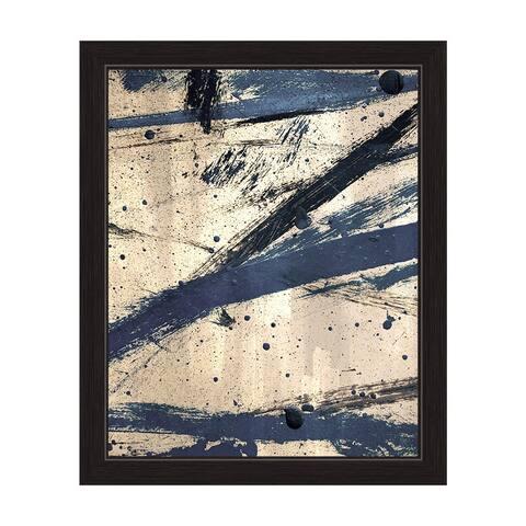 """""""Avenger"""" Graphic Framed Art Print"""