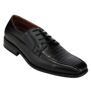 Ferro Aldo AC96 Men's Office Lace Up Stitched Dressing Oxfords