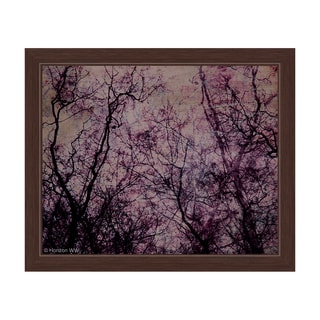 Lost in the Forest Framed Graphic Art