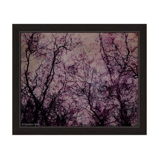 'Lost in the Forest' Framed Graphic Print Wall Art