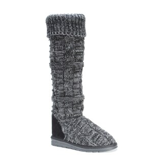 Muk Luks Women's Polyester/ Acrylic Shelly Boots