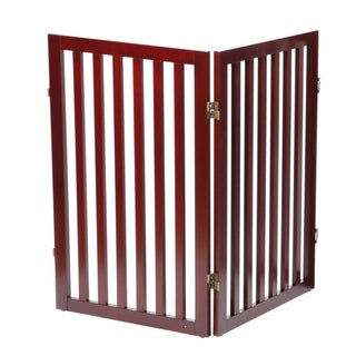 Trixie Convertible Wooden Dog Gate & Play Pen Extension