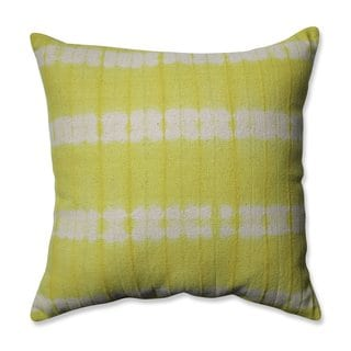 Pillow Perfect Mirage Apple 18-inch Throw Pillow