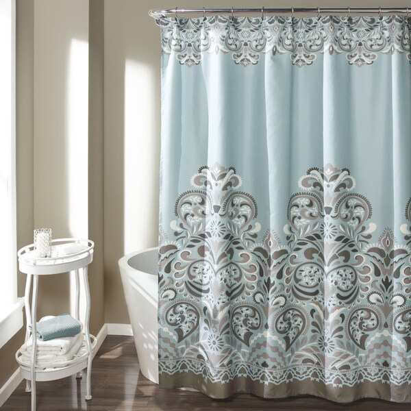 Lush Decor Clara Shower Curtain Free Shipping On Orders Over 45 19030738