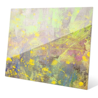 'Blossoming Spring' Graphic Print On Acrylic Wall Art