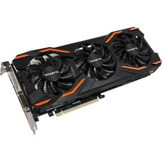 Gigabyte GV-N1080WF3OC-8GD GeForce GTX 1080 Graphic Card - 1.66 GHz C