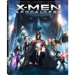 X-Men: Apocalypse 3D (Blu-ray Disc)