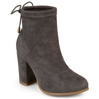 Journee Collection Women's 'Hester' Bootie|https://ak1.ostkcdn.com/images/products/12182034/P19032102.jpg?_ostk_perf_=percv&impolicy=medium