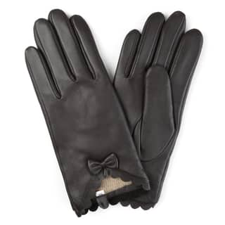 Journee Collection Women's Wool Lined Leather Sheepskin Gloves|https://ak1.ostkcdn.com/images/products/12182041/P19032154.jpg?impolicy=medium