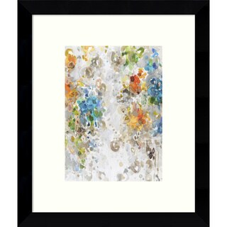 Framed Art Print 'Certifiable' by Casey Matthews 9 x 11-inch