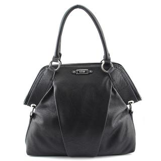 Nine West Women's 'Soft Focus Satchel' Leather Handbag